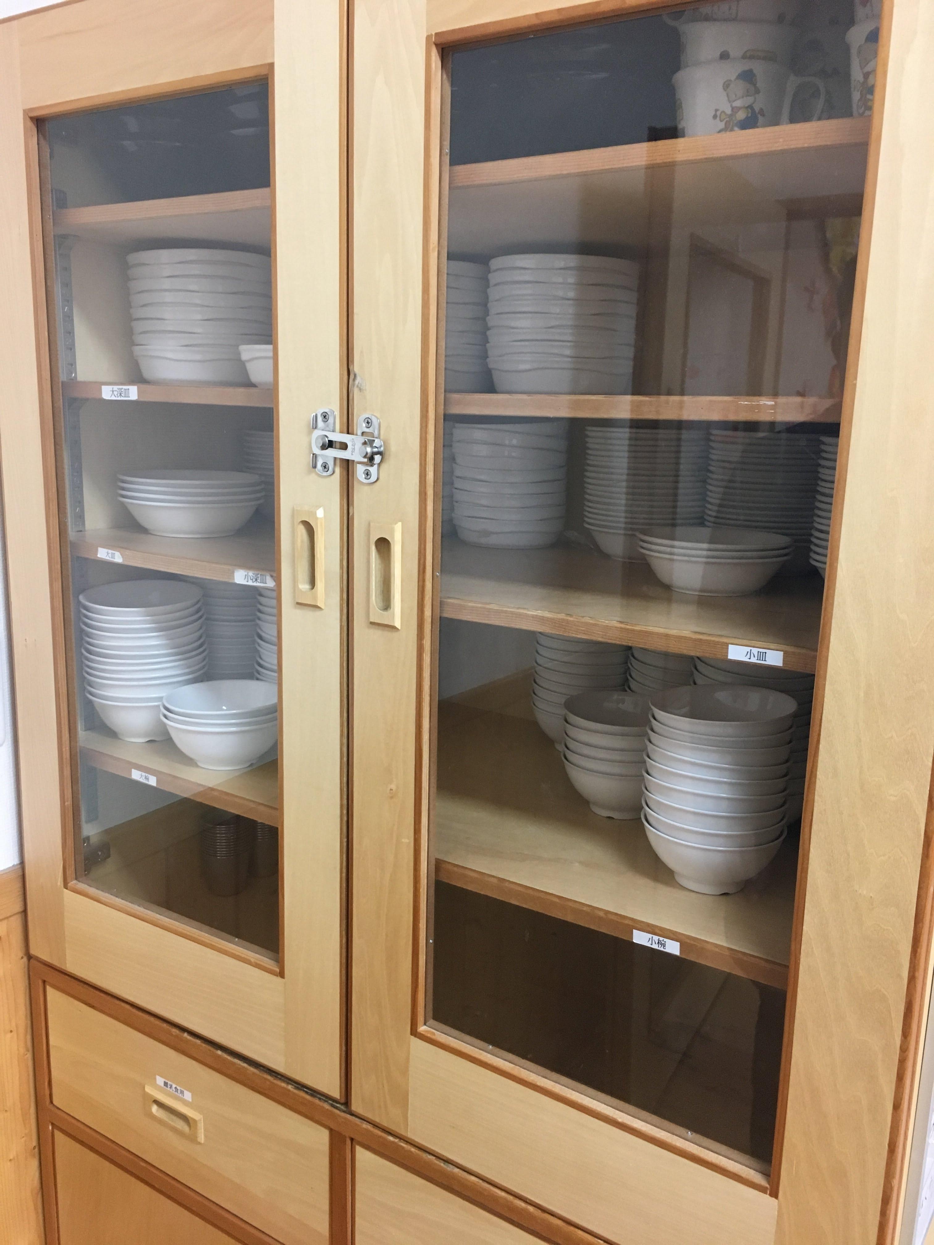 陶器の食器